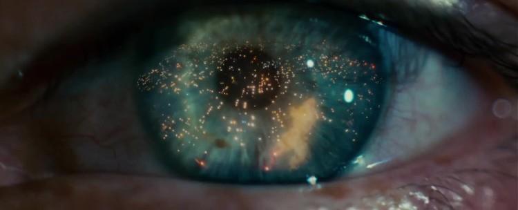 Blade Runner 2049 - eye