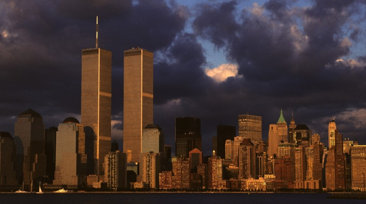 Twin Towers (Image: Simon Leventhal)