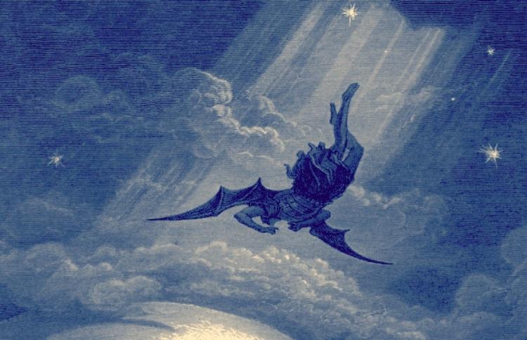 Satan in Paradise Lost (ill. C. Doré)